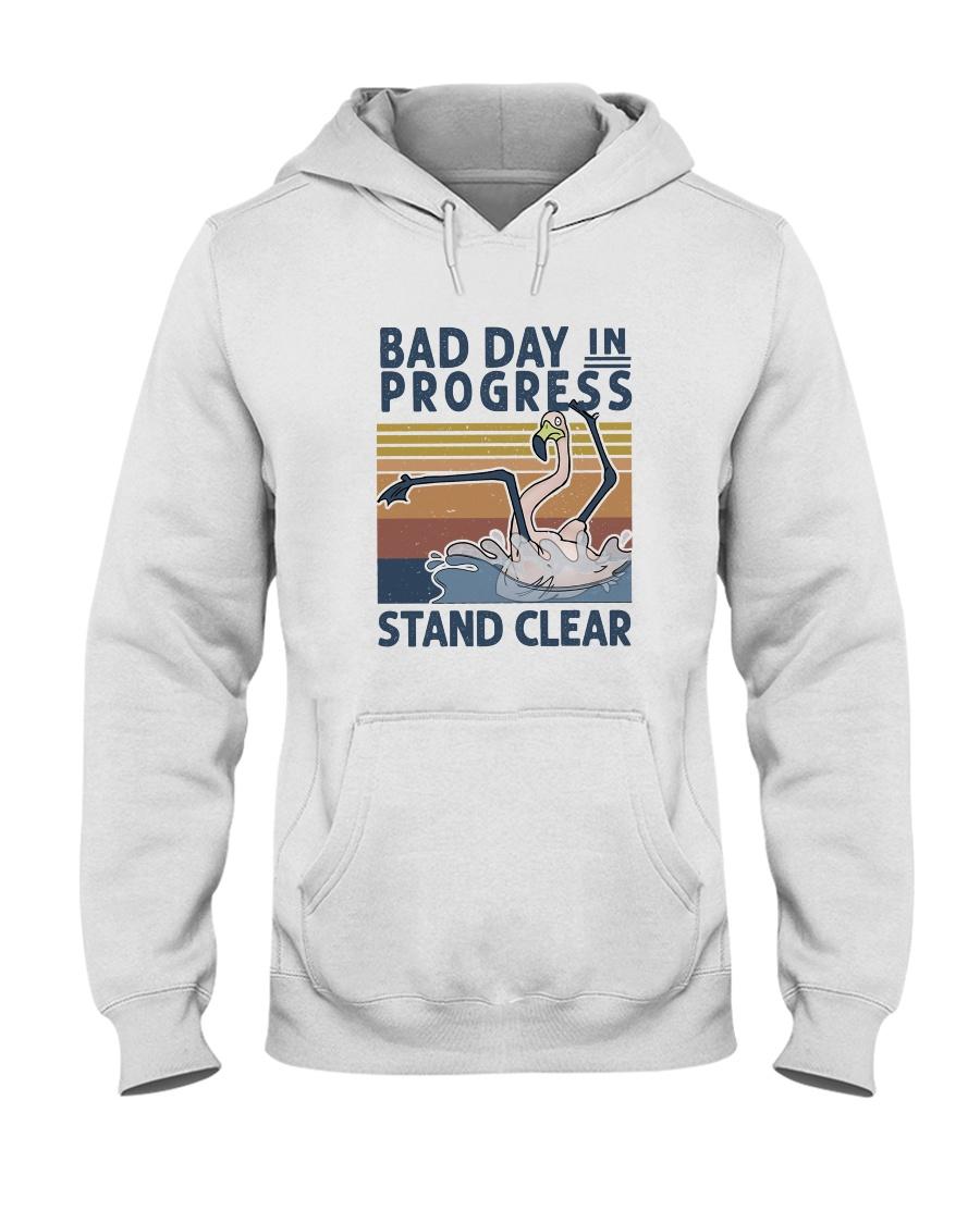 Bad Day In Progress Hooded Sweatshirt