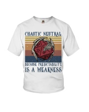 Chaotic Neutral Youth T-Shirt thumbnail