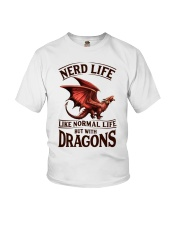 Nerd Life Youth T-Shirt thumbnail
