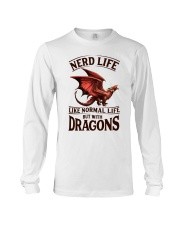Nerd Life Long Sleeve Tee thumbnail
