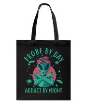 Probe By Day Tote Bag thumbnail