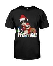 No Prollama Classic T-Shirt front