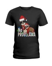 No Prollama Ladies T-Shirt thumbnail
