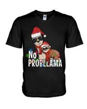 No Prollama V-Neck T-Shirt thumbnail