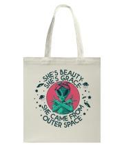 She Is Beautiful Tote Bag thumbnail