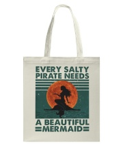 Every Salty A Beautiful Tote Bag thumbnail
