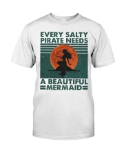 Every Salty A Beautiful Classic T-Shirt thumbnail