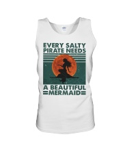 Every Salty A Beautiful Unisex Tank thumbnail