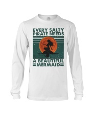 Every Salty A Beautiful Long Sleeve Tee thumbnail