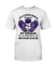 Im A Strong Woman Classic T-Shirt front