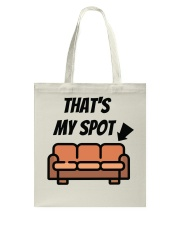 That My Spot Tote Bag tile
