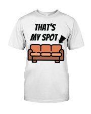 That My Spot Classic T-Shirt front