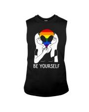 Be Yourself Sleeveless Tee thumbnail