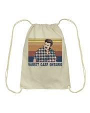 Worst Case Ontario Drawstring Bag thumbnail