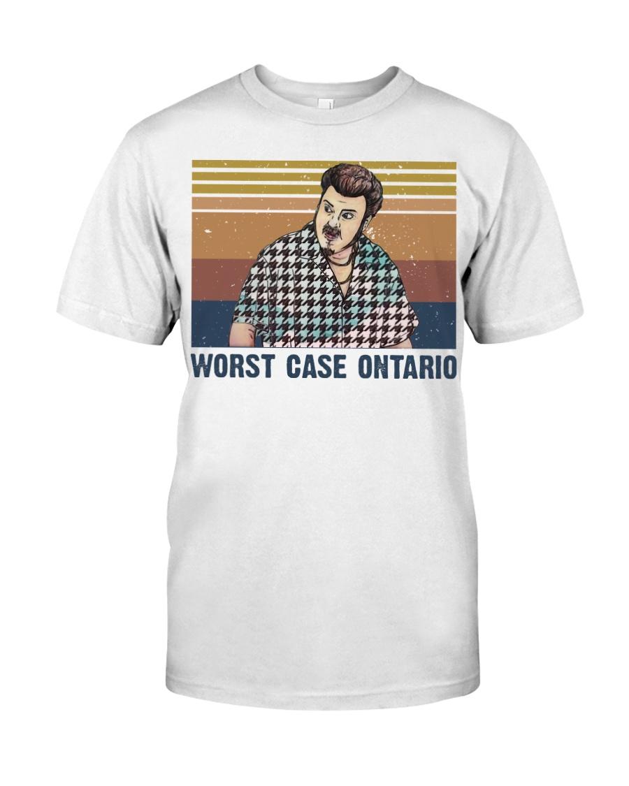 Worst Case Ontario Classic T-Shirt