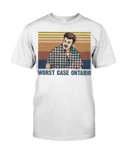 Worst Case Ontario Classic T-Shirt front