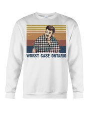Worst Case Ontario Crewneck Sweatshirt thumbnail