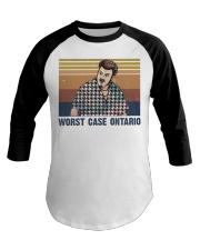 Worst Case Ontario Baseball Tee thumbnail