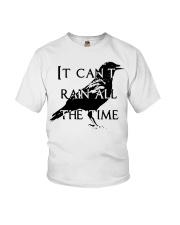 It Can Not Rain Youth T-Shirt thumbnail