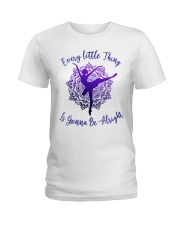 Every Little Thing Ladies T-Shirt thumbnail