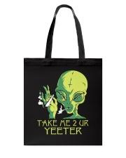 Take Me 2 UR Tote Bag thumbnail