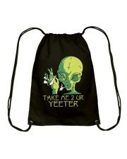 Take Me 2 UR Drawstring Bag thumbnail