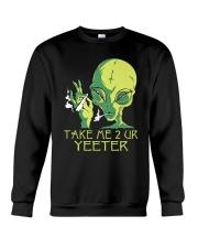 Take Me 2 UR Crewneck Sweatshirt thumbnail
