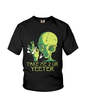 Take Me 2 UR Youth T-Shirt thumbnail