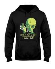 Take Me 2 UR Hooded Sweatshirt thumbnail
