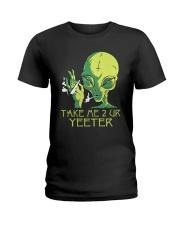 Take Me 2 UR Ladies T-Shirt thumbnail