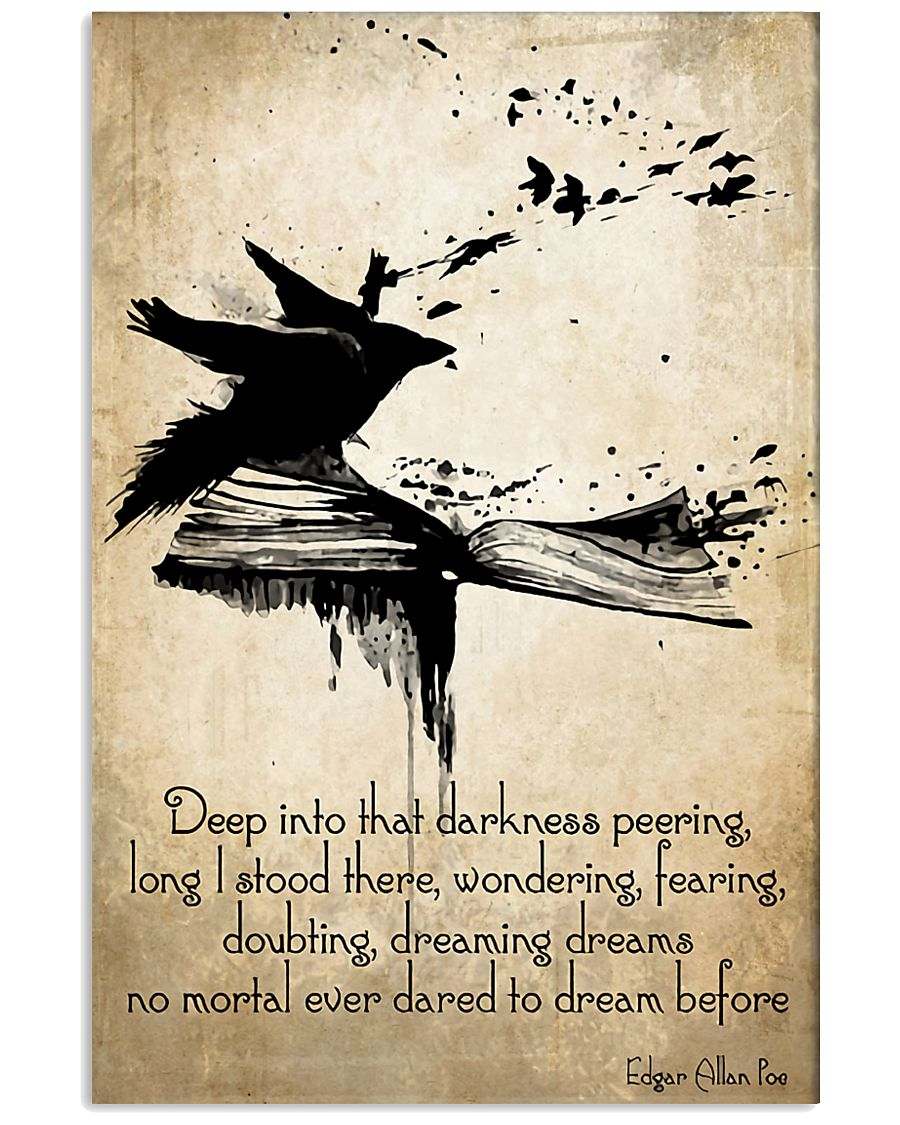 Deep Into That Darkness 11x17 Poster