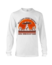 On A Dark Desert Highway Long Sleeve Tee tile
