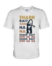 Shark Bait Ooh Ha Ha V-Neck T-Shirt thumbnail