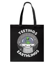 Yeetings Tote Bag thumbnail