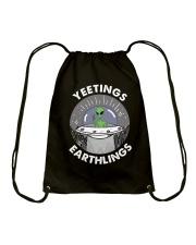 Yeetings Drawstring Bag thumbnail