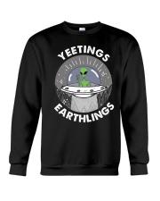 Yeetings Crewneck Sweatshirt thumbnail