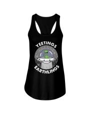 Yeetings Ladies Flowy Tank thumbnail
