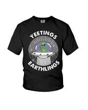 Yeetings Youth T-Shirt thumbnail