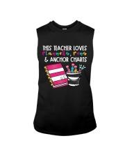 This Teacher Loves Sleeveless Tee thumbnail