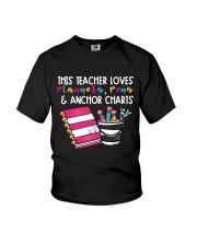 This Teacher Loves Youth T-Shirt thumbnail