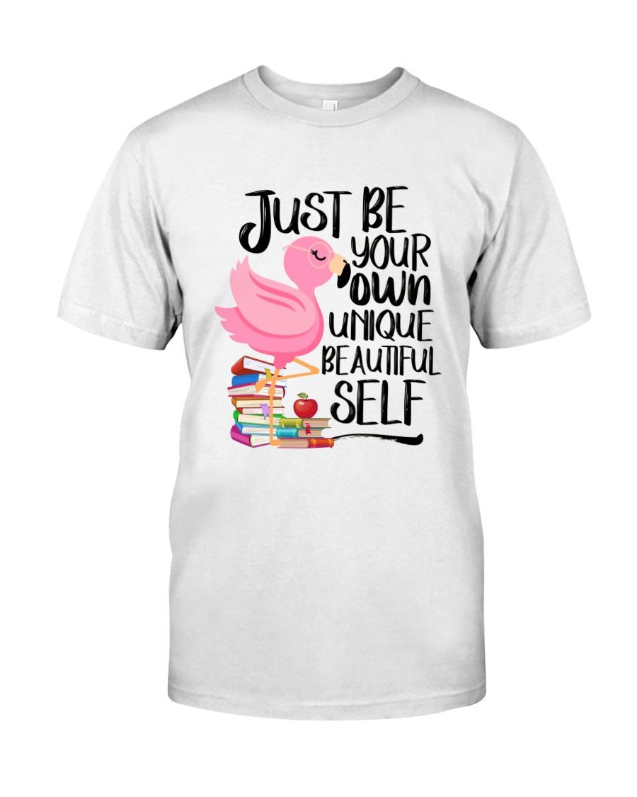 Jusst Be Own Unique Classic T-Shirt