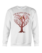 I Am Always With You Crewneck Sweatshirt thumbnail