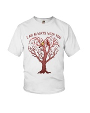 I Am Always With You Youth T-Shirt thumbnail