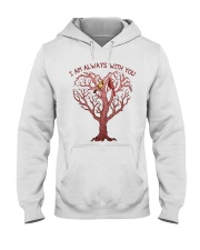 I Am Always With You Hooded Sweatshirt thumbnail