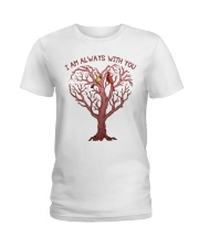 I Am Always With You Ladies T-Shirt thumbnail