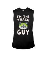 I Am The Trash Guy Sleeveless Tee thumbnail
