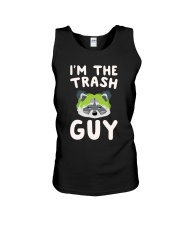I Am The Trash Guy Unisex Tank thumbnail