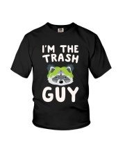 I Am The Trash Guy Youth T-Shirt thumbnail