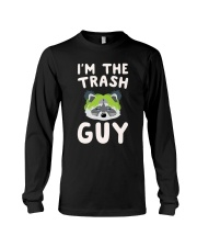 I Am The Trash Guy Long Sleeve Tee thumbnail