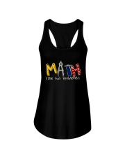 Math She Has Problem Ladies Flowy Tank thumbnail